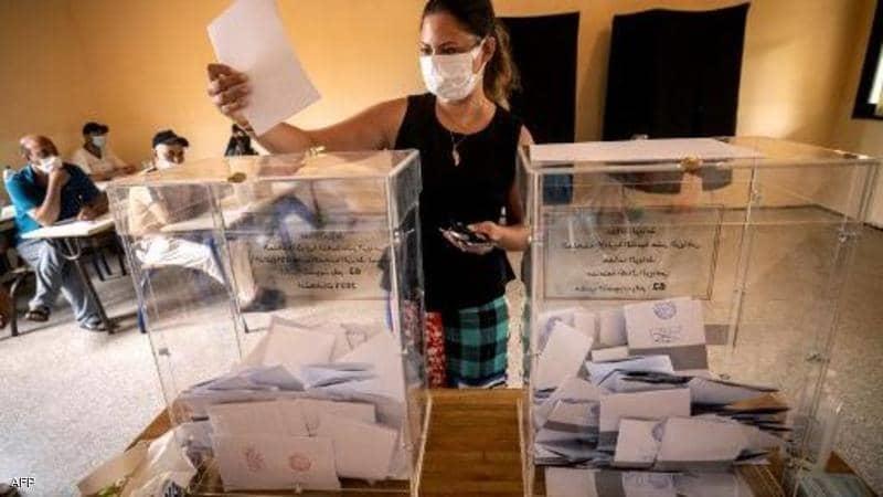 ملاحظون يمثلون منظمات وطنية ودولية يراقبون انتخابات 2021