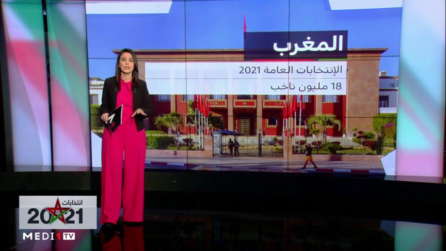 شاشة تفاعلية.. أرقام ومعطيات حول عملية المشاركة في انتخابات 8 شتنبر