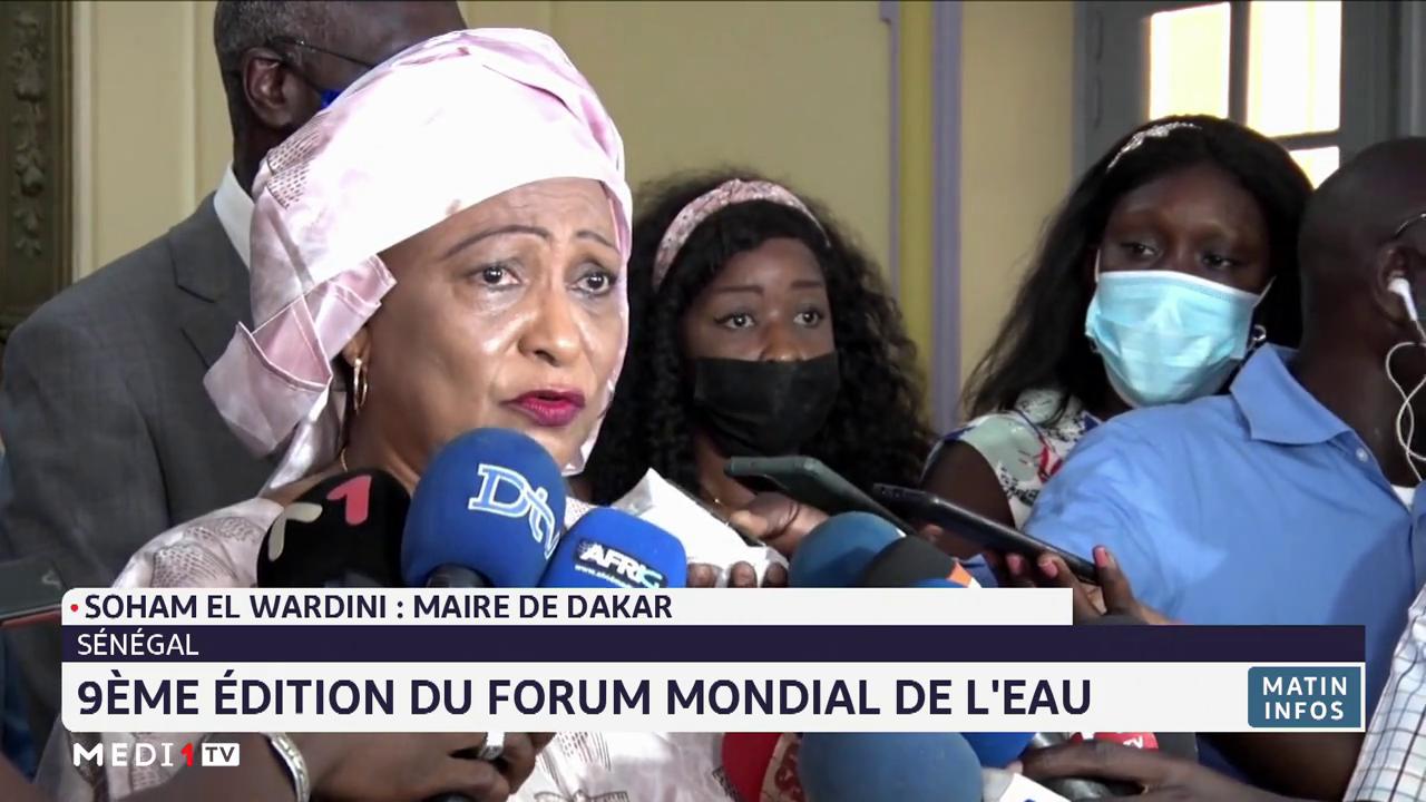 Sénégal: 9e édition du Forum mondial de l'eau
