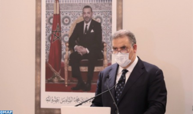 """وزير الداخلية: اقتراع 8 شتنبر مر في """"أحسن الظروف"""" رغم التحديات المرتبطة بالأزمة الصحية"""
