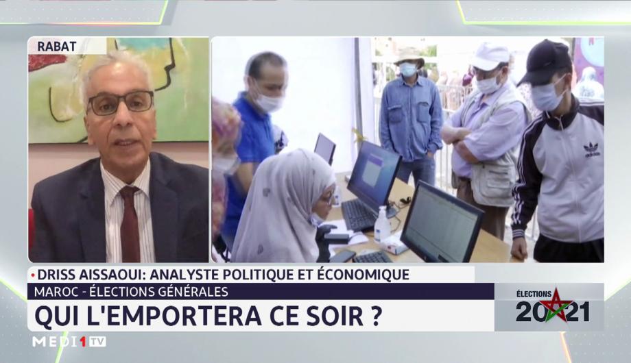 Elections 2021: le point sur les programmes électoraux et leur faisabilité avec Driss Aissaoui