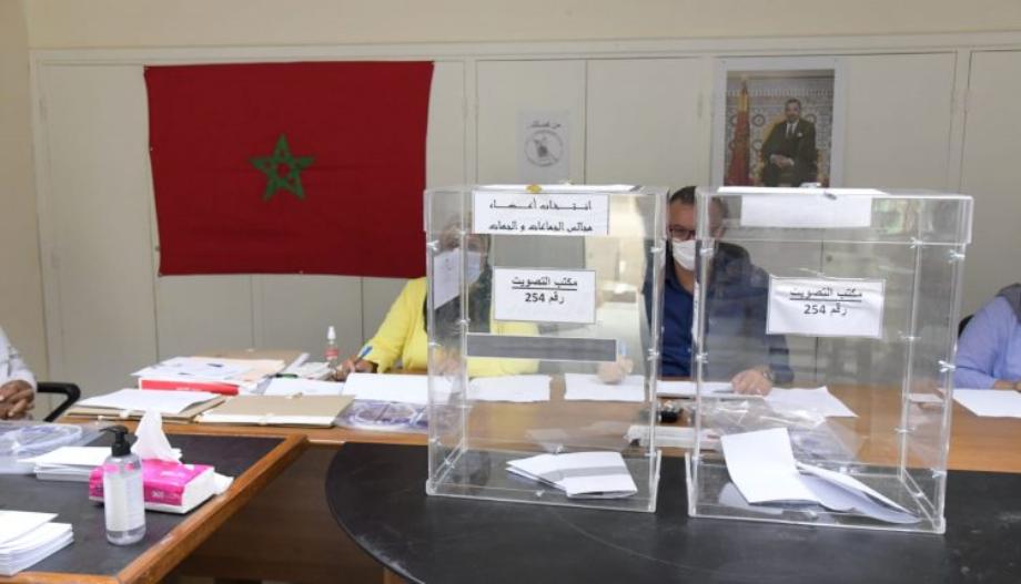 Scrutin du 8 septembre: des observateurs internationaux saluent le bon déroulement de l'opération de vote