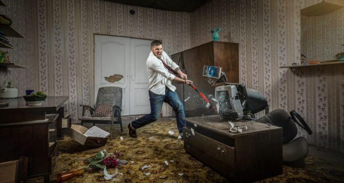 ربورتاج: غرف الغضب، مقصد الأمريكيين لمواجهة ضغط كورونا
