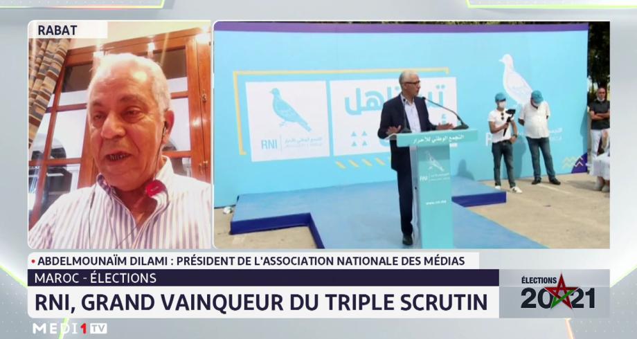 Quotient électoral: quel impact sur les résultats? le décryptage de Abdelmounaïm Dilami