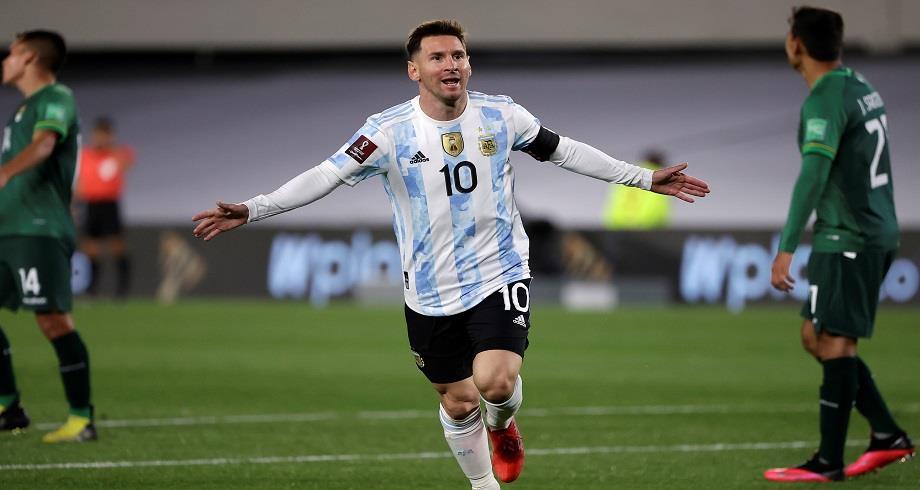 Football: Messi bat le record de buts dans une sélection sud-américaine