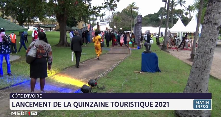 Côte d'Ivoire: lancement de la quinzaine touristique 2021