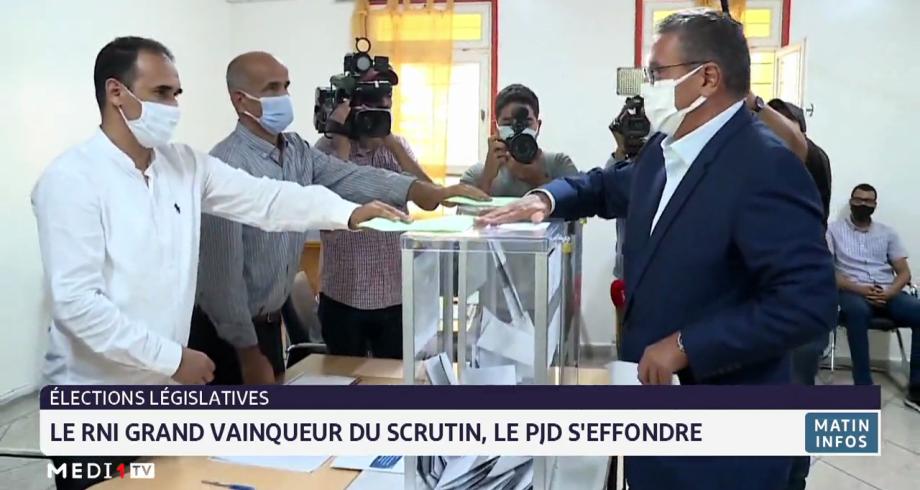 Elections législatives: retour sur la victoire du RNI