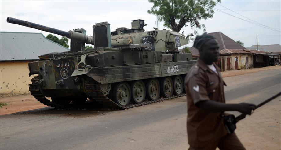 """نيجيريا .. الجيش يعلن اعتقال عضو بارز في """"بوكو حرام"""""""
