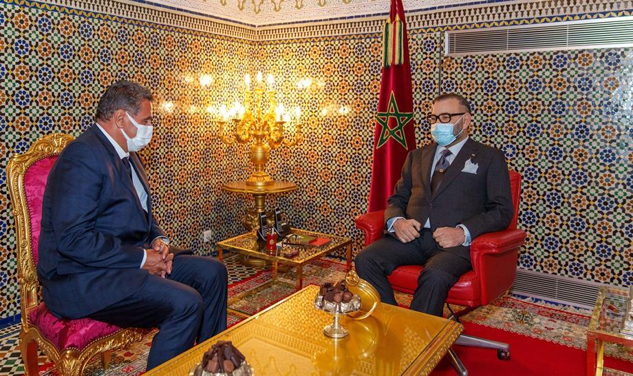 Le Roi Mohammed VI nomme Aziz Akhannouch chef de gouvernement et le charge de former le nouveau gouvernement
