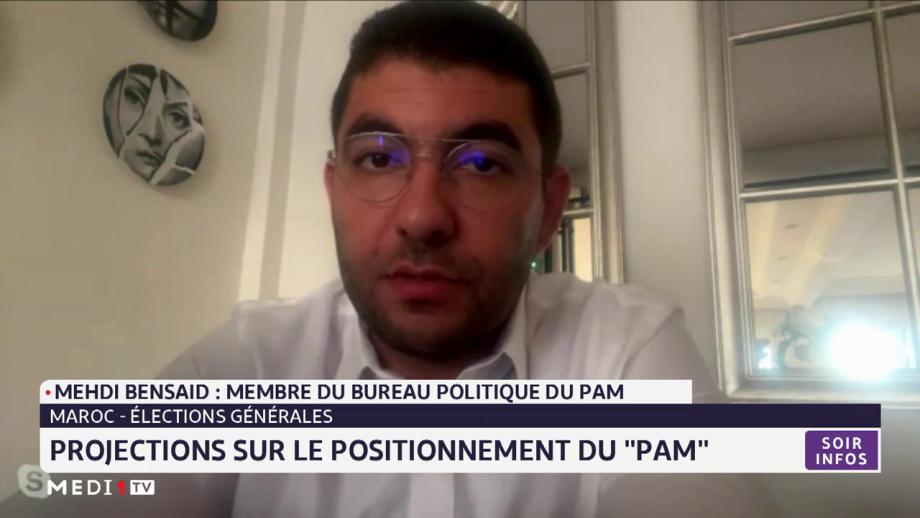 """Élections générales: projections sur le positionnement du """"PAM"""""""