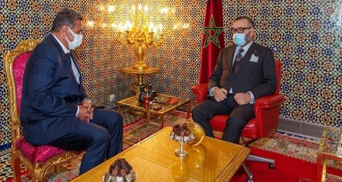 Formation du prochain gouvernement: la déclaration de Aziz Akhannouch