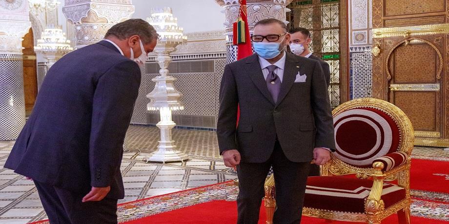Formation d'un nouveau gouvernement: la lourde tâche d'Aziz Akhannouch