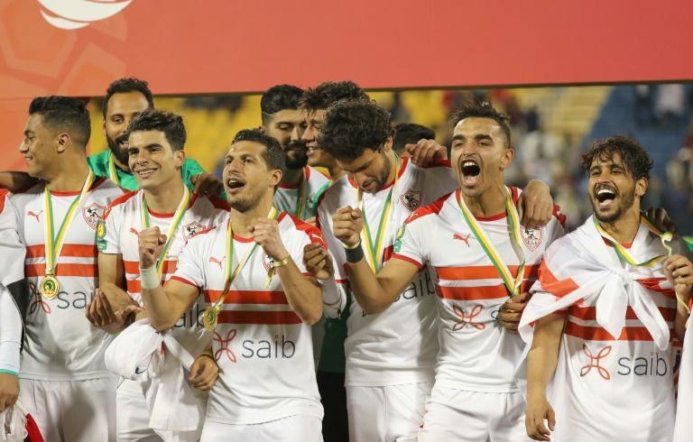 Super Coupe d'Afrique: le Zamalek conserve le titre