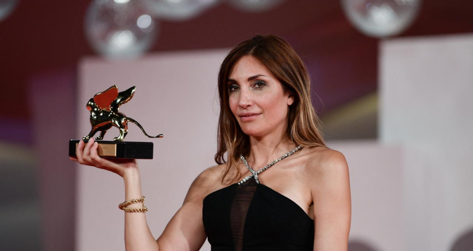 """مهرجان البندقية.. أودري ديوان تفوز بالأسد الذهبي عن فيلمها """"ليفنمان"""""""