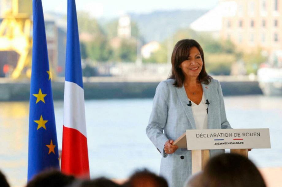 France : la maire de Paris annonce sa candidature à la présidentielle de 2022