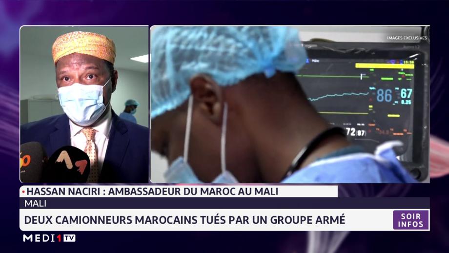 Deux camionneurs marocains tués par un groupe armé au Mali: les précisions de l'ambassadeur du Maroc à Bamako