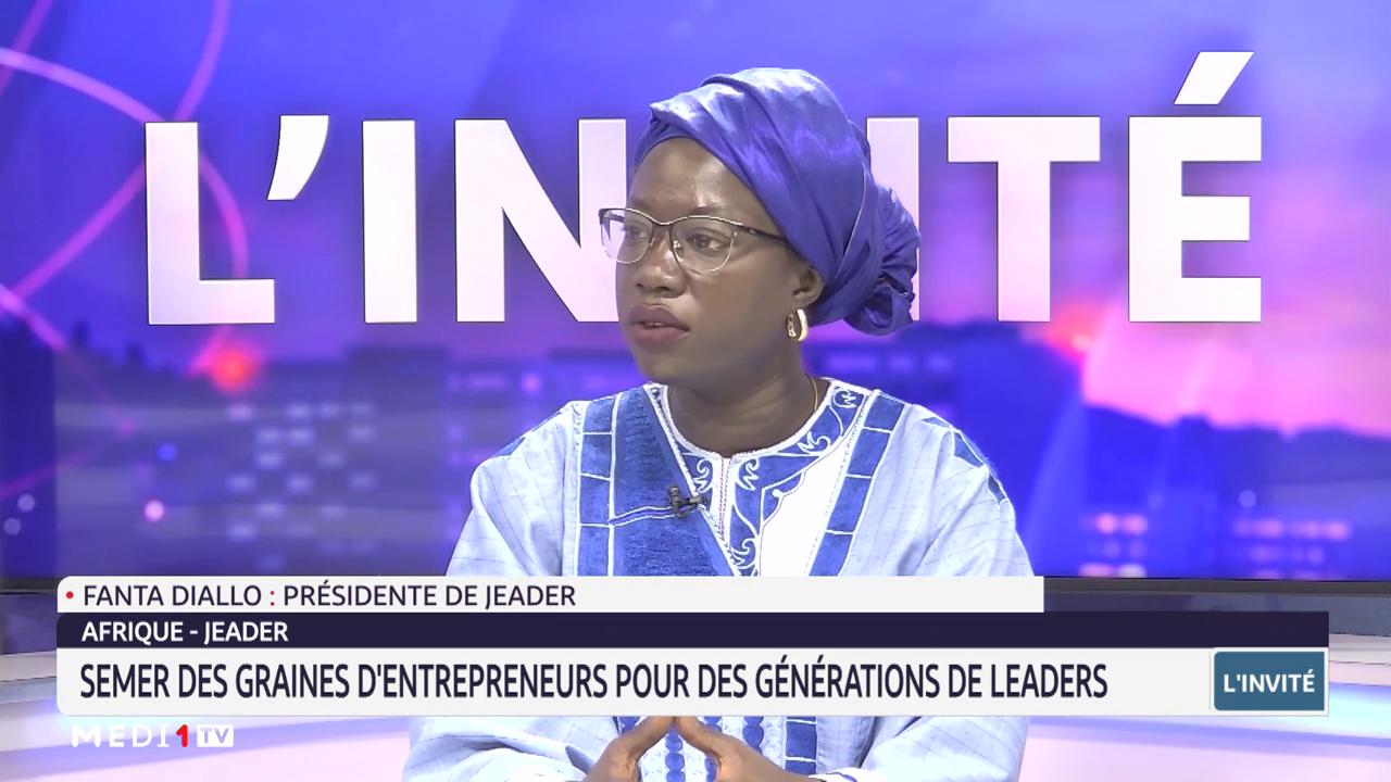 Jeader: semer des graines d'entrepreneurs pour des générations leaders