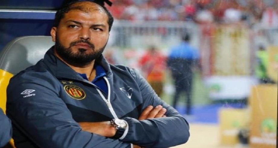 Football: le Tunisien Mouine Chaabani nouvel entraineur du club égyptien Port Said