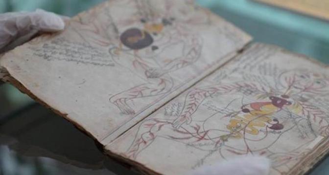الرياض: اقتناء أول مخطوطات طبية إسلامية في العالم تصور تركيب جسم الإنسان