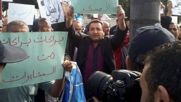 """الجزائر.. وضع صحافي رهن الاعتقال الاحتياطي بتهمة """"الانتماء إلى تنظيم إرهابي"""""""