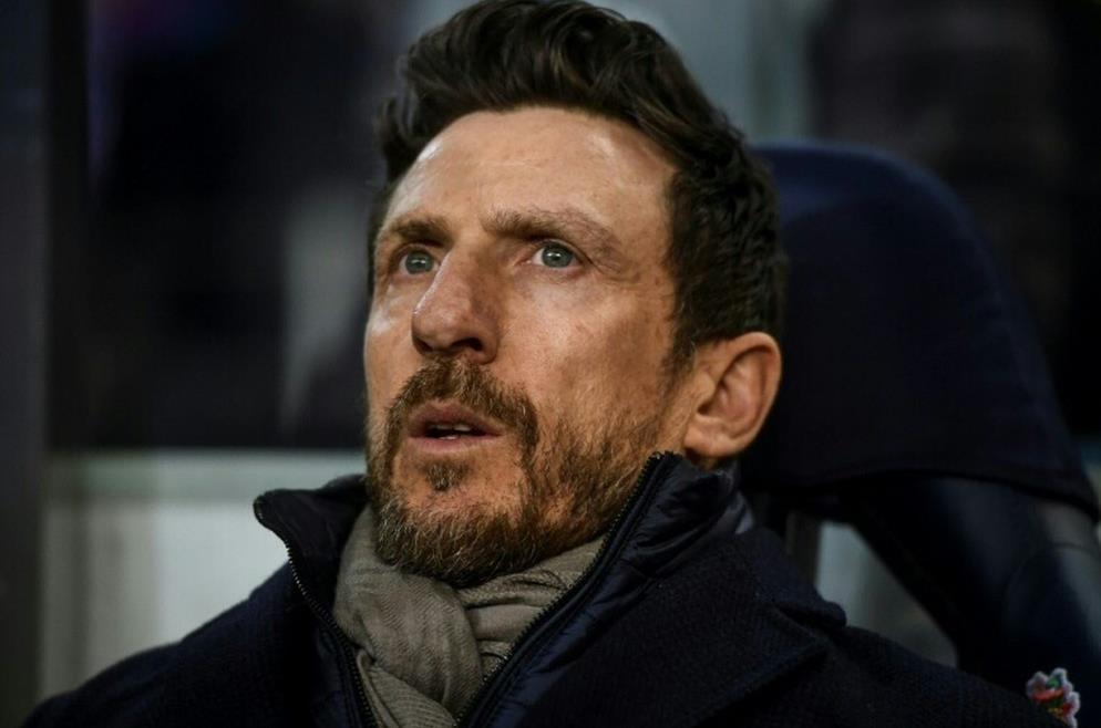 Italie: Di Francesco limogé après seulement trois matches