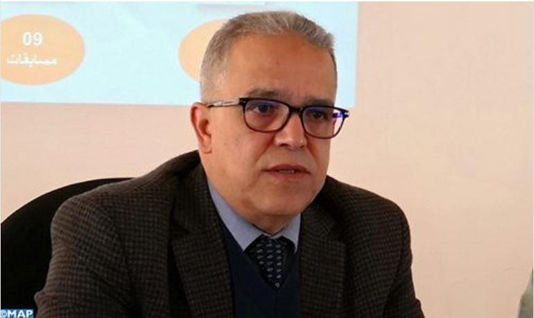 رشيد ريان يتحدث عن انطلاق بث دروس المراجعة عبر بعض القنوات العمومية المغربية