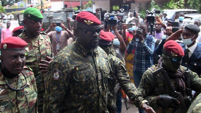 Guinée: début des consultations nationales pour fixer les étapes de la transition