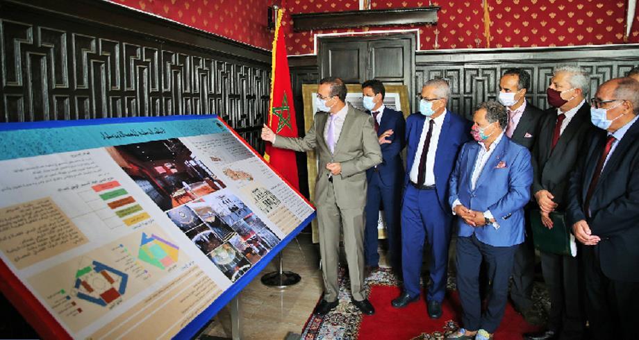 تطوان : إطلاق أشغال تحويل البناية القديمة للمحكمة الابتدائية إلى المتحف الوطني للعدالة
