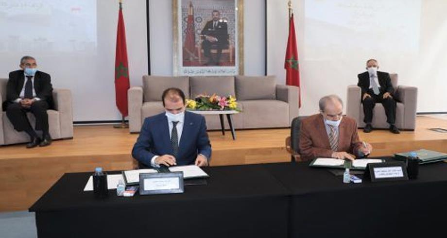 الرباط.. توقيع اتفاقية تعاون وشراكة بين مؤسسة وسيط المملكة والمنظمة العلوية لرعاية المكفوفين بالمغرب