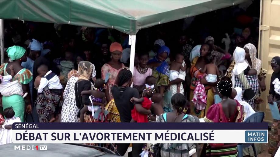 Sénégal: débat sur l'avortement médicalisé