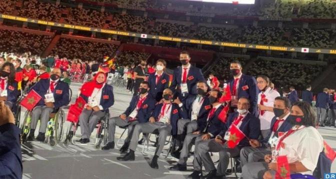 JO et Jeux paralympiques : la Fondation Mohammed VI des champions sportifs organise une réception en l'honneur des athlètes médaillés