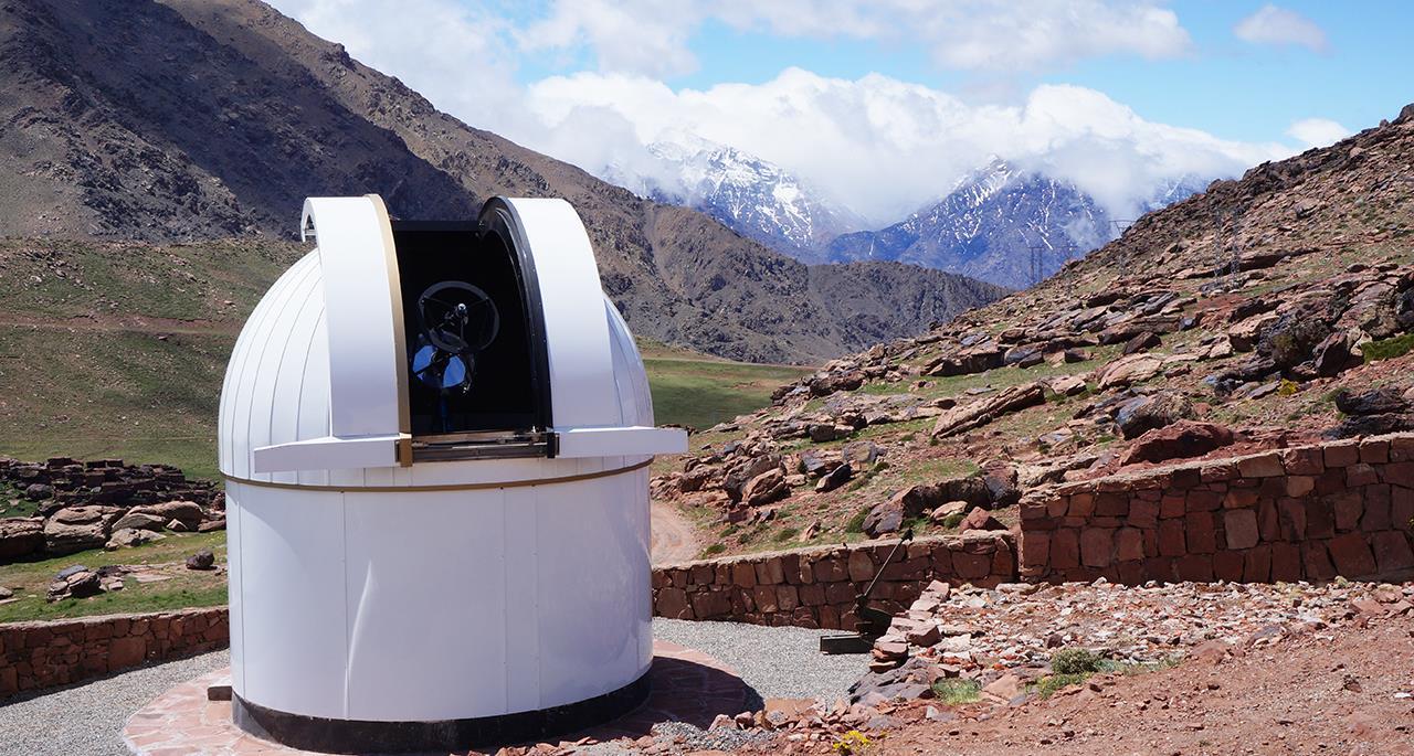 Astronomie : Le Minor Planet Center attribue un nouveau code à l'Observatoire de l'Oukaïmeden