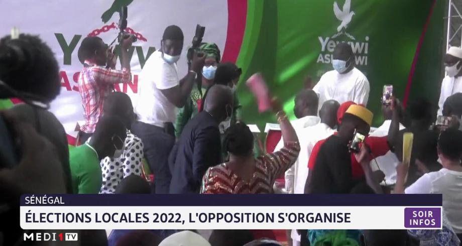 Sénégal: Élections locales 2022, l'opposition s´organise