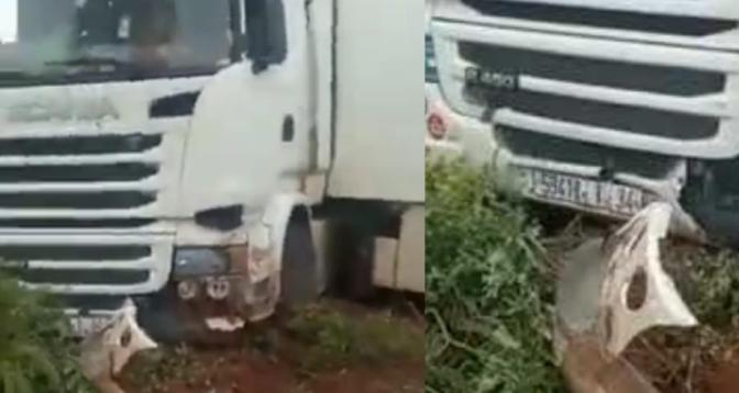 وصول جثماني السائقين المغربيين الذين قتلا في مالي إلى الدار البيضاء