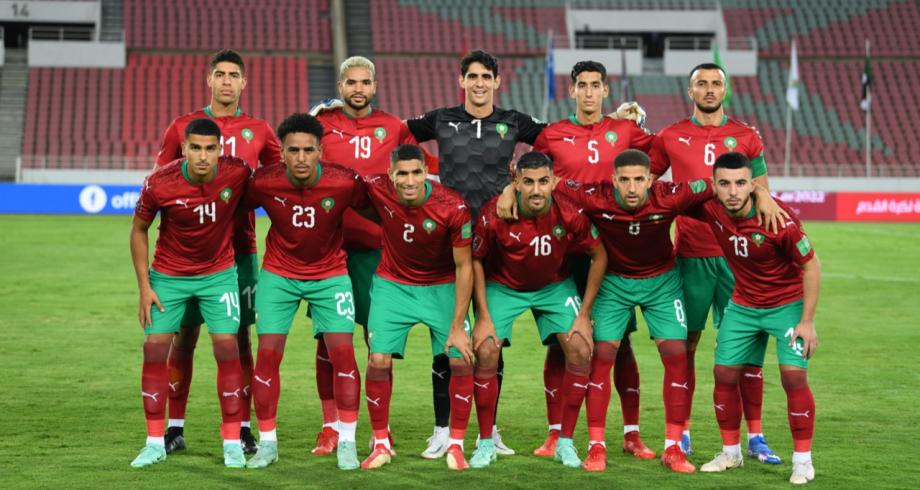 """المنتخب المغربي يتراجع بمركز واحد في تصنيف """"فيفا"""""""
