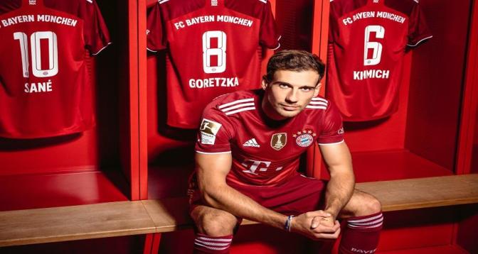 Bayern Munich: Leon Goretzka prolonge jusqu'en 2026