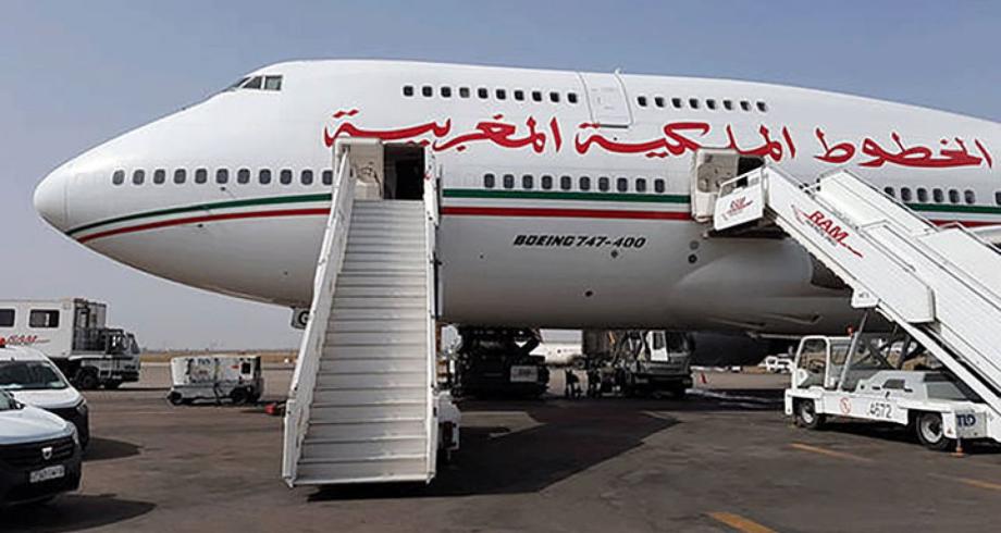أزيد من 3,56 مليون مسافر دولي استقبلتهم مطارات المملكة