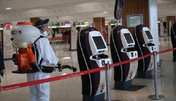 """المكتب الوطني للمطارات: 16 مطارا داخل المملكة حصل على شهادة الاعتماد الصحية """"AHA"""""""