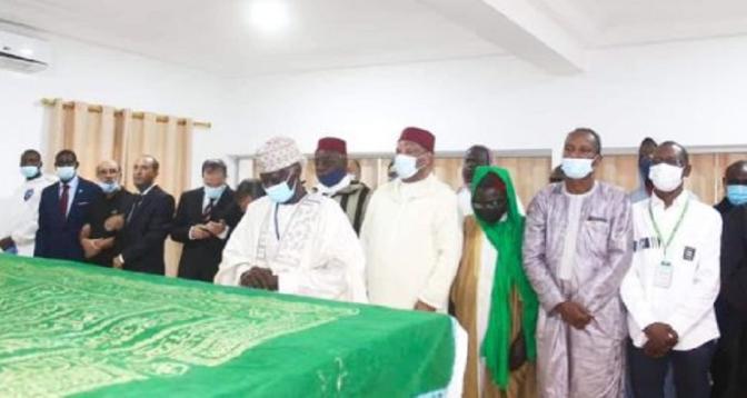 Mali: cérémonie de fermeture des cercueils des corps des deux camionneurs marocains tués dans une attaque armée