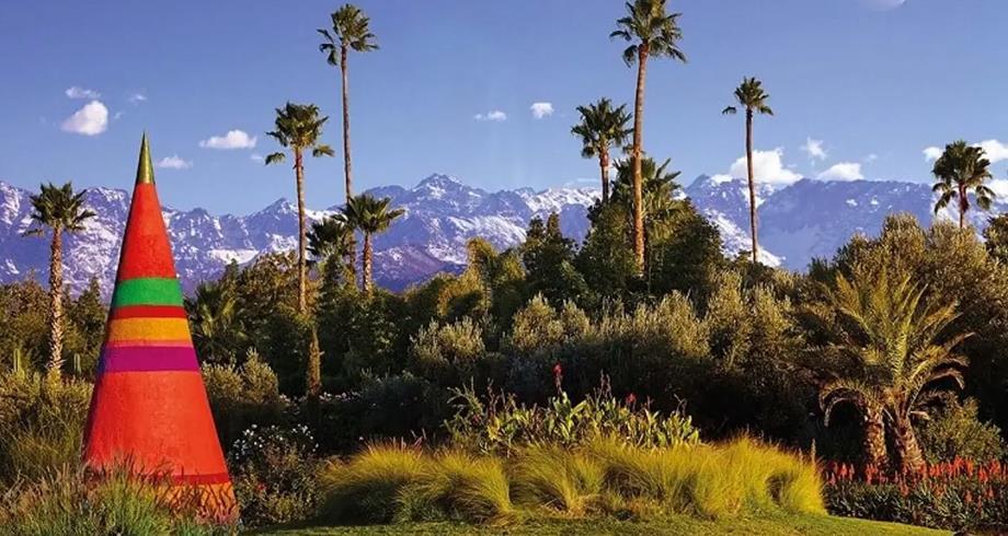 """مراكش .. حديقة """"أنيما"""" ضمن مؤلف """"150 حديقة يتعين عليك زيارتها قبل مماتك"""" للكاتبة ستيفاني والديك"""