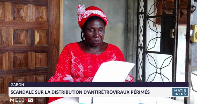 Gabon: scandale sur la distribution d'antirétroviraux périmés