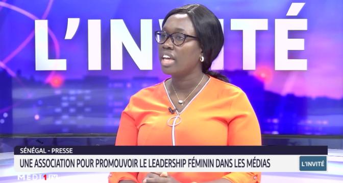 Entretien avec Alice Djiba cofondatrice de l'association sénégalaise des femmes de médias