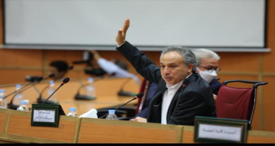 Samir Goudar du PAM, élu président du Conseil de la région Marrakech-Safi