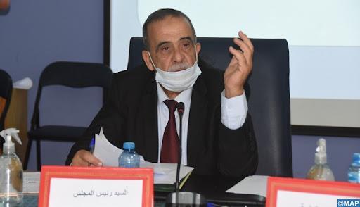 Abdelouahed Chaer de l'USFP, élu président de la commune de M'diq