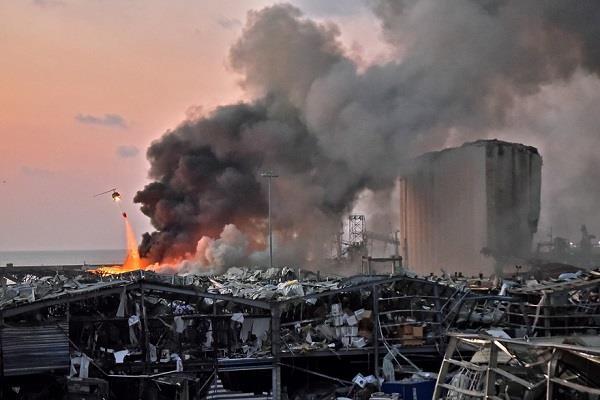 Environ 20 tonnes de nitrate d'ammonium saisies dans l'est du Liban