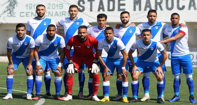 البطولة الوطنية.. الوافد الجديد الشباب السالمي يفوز على المغرب الفاسي بثلاثية نظيفة