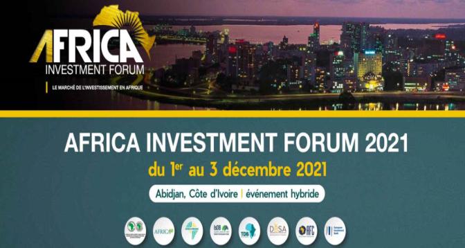 Abidjan abrite la 3ème édition du Forum pour l'investissement en Afrique