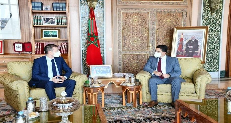 """Andrey Kovatchev: le Maroc, un partenaire """"très important"""" de l'UE"""