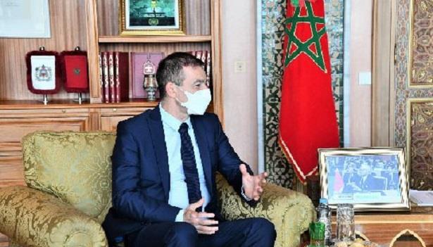 """كوفاتشيف:المغرب شريك """"بالغ الأهمية"""" للاتحاد الأوروبي"""