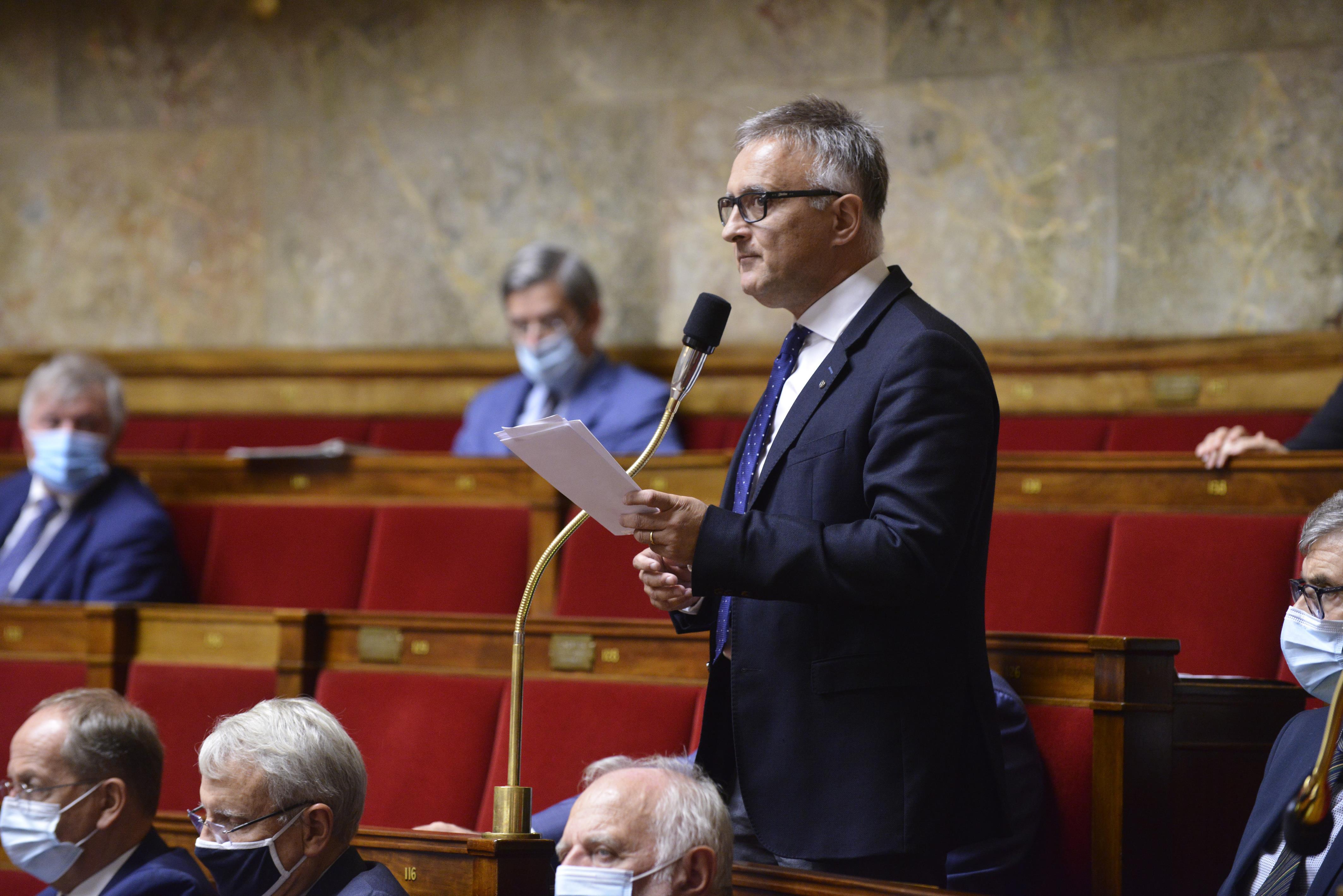 برلماني فرنسي يشيد بالسير الجيد لانتخابات 8 شتنبر